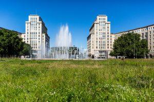 Berlin Tag eins