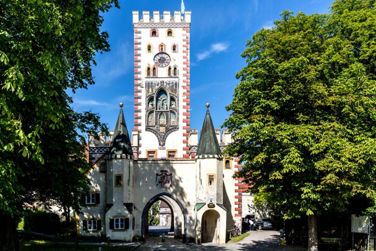 Besuch in Landsberg